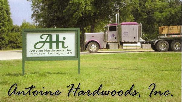 Hardwood products from the forests of Arkansas, the Natural State.